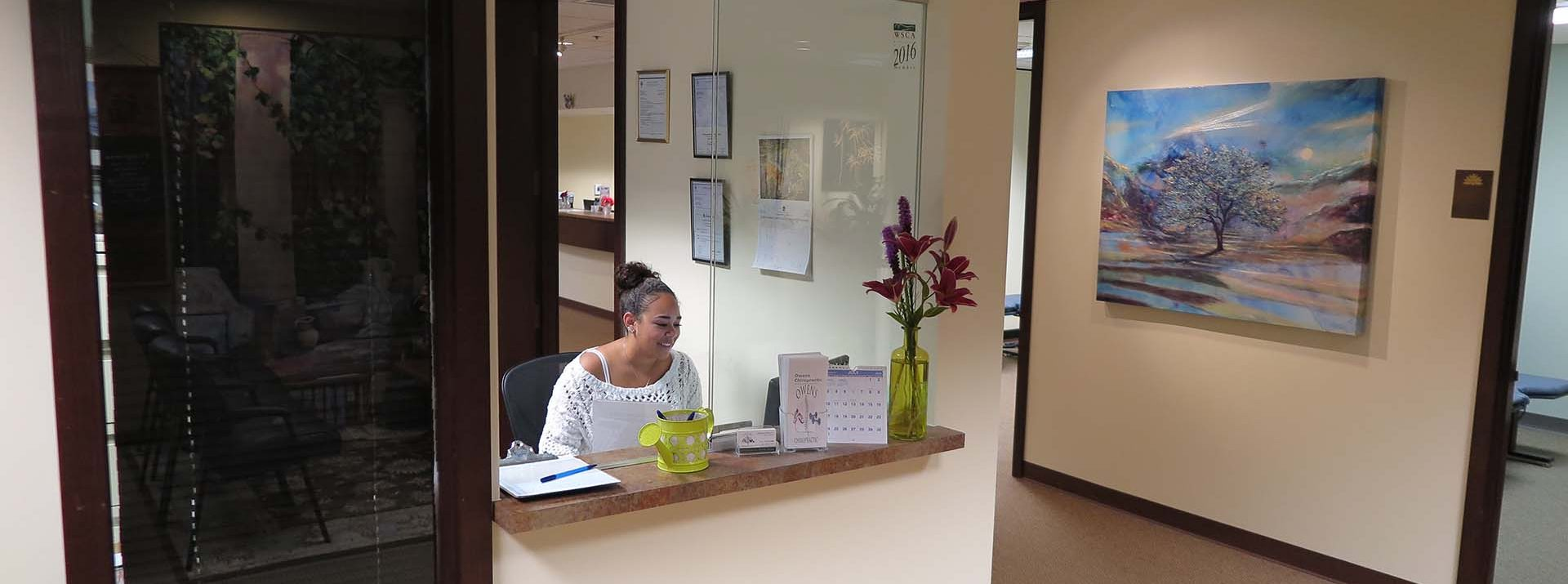 Our friendly staff is ready to help you!