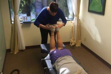 Manual Adjustments - Traditional Chiropractic Adjustments