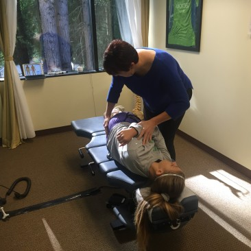 dr adrienne owens chiropractor federal way wa adjustment