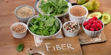 ARE YOU GETTING ENOUGH FIBER IN YOU DIET?